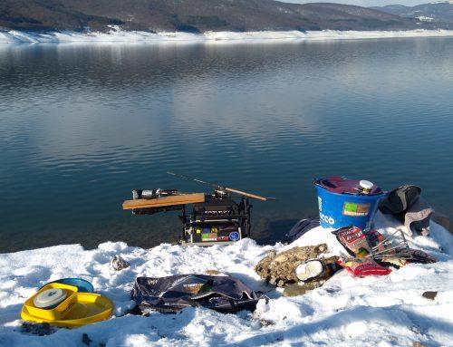 Feeder Fishing – ზამთრის ექსპერიმენტი N1